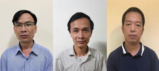 Bắt Giám đốc Sở GDĐT Điện Biên Nguyễn Văn Kiên và nhiều đồng phạm - Ảnh 2.