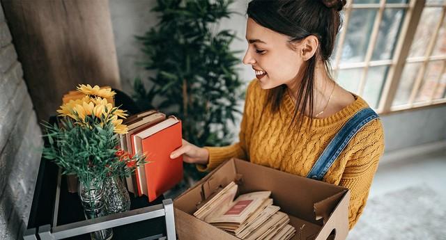 Marie Kondo hướng dẫn 5 quy tắc vàng để tiết kiệm chi phí và mang lại sự thư thái, vui vẻ - Ảnh 2.