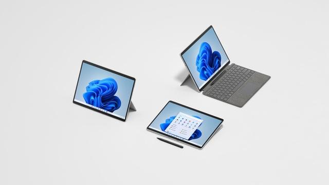 Microsoft ra mắt Surface Pro 8: Màn hình 120Hz, chip Intel Core thế hệ 11, hỗ trợ Thunderbolt 4, giá từ 1099 USD - Ảnh 4.