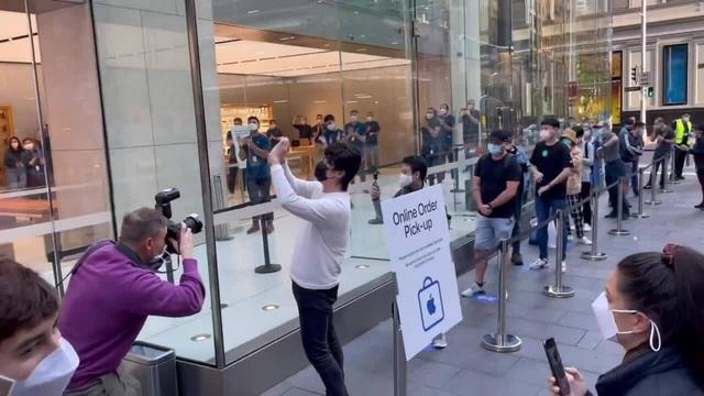 Người dùng tại quốc gia này đã nhận được iPhone 13 sớm nhất thế giới - Ảnh 1.