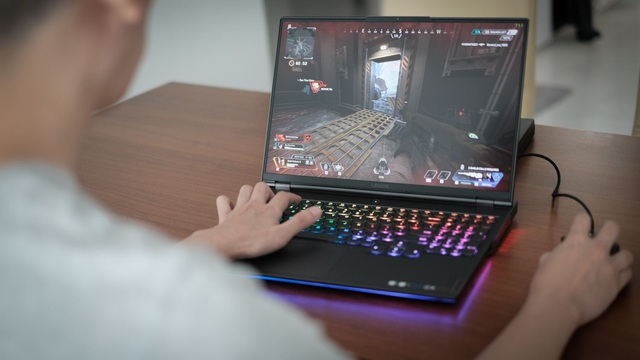5 mẫu laptop gaming cao cấp, kiểu dáng ấn tượng tại Việt Nam - Ảnh 5.