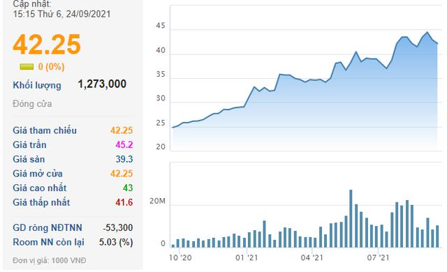 Nam Long (NLG) chốt phương án phát hành gần 38 triệu cổ phiếu thưởng cho cổ đông, trả cổ tức và thưởng lãnh đạo ESG - Ảnh 1.