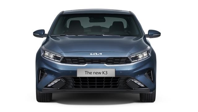 Kia K3 2022 ra mắt tại Việt Nam: Thiết kế mới, bỏ phanh tay điện tử, giá từ 559 đến 659 triệu - Ảnh 1.