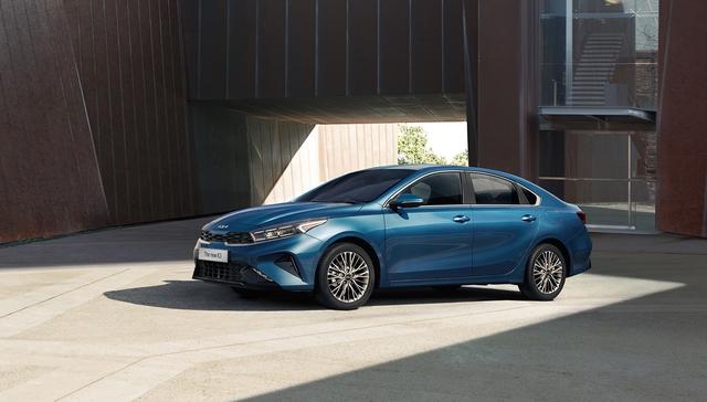 Kia K3 2022 ra mắt tại Việt Nam: Thiết kế mới, bỏ phanh tay điện tử, giá từ 559 đến 659 triệu - Ảnh 7.