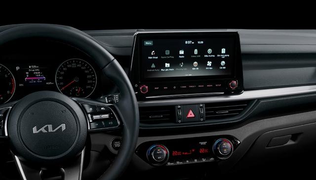 Kia K3 2022 ra mắt tại Việt Nam: Thiết kế mới, bỏ phanh tay điện tử, giá từ 559 đến 659 triệu - Ảnh 4.