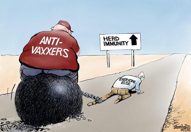 Vaccine như vị thần cứu mạng nhân loại nhưng vì sao vẫn có cuộc chiến vaccine đến tận ngày nay? Lý giải của nhà khoa học  - Ảnh 2.
