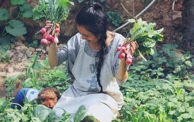 Cô gái trẻ bỏ phố về quê, sống những ngày an yên trong nhà thuê cùng khu vườn đủ loại rau trái - Ảnh 2.