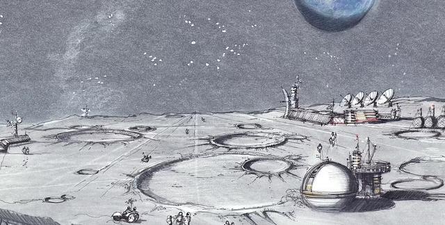 Bên trong khách sạn mặt trăng khổng lồ cao 224 mét - Ảnh 3.