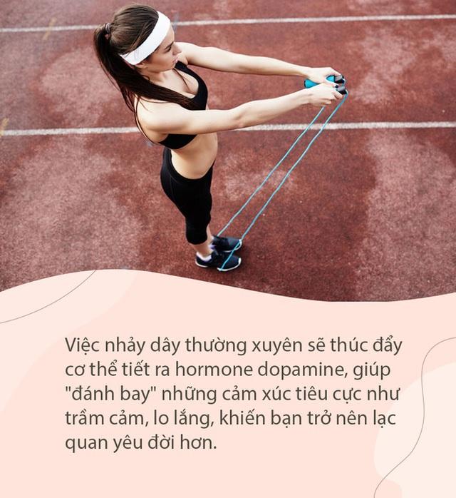 Tập bộ môn này 15 phút mỗi ngày tương đương chạy bộ nửa tiếng, đặc biệt còn có 5 lợi ích sức khỏe khác bạn không thể bỏ qua - Ảnh 3.