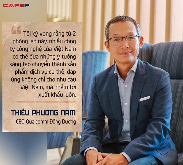 CEO Qualcomm Đông Dương: 'Tốc độ 5G kỷ lục tại Viettel Innovation Lab là bước tiến rất quan trọng trong thương mại hoá dịch vụ 5G Việt Nam' - Ảnh 2.