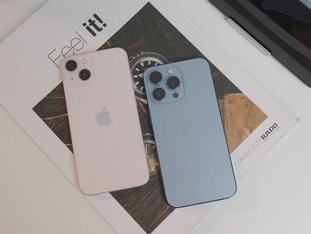 Cận cảnh 3 mẫu iPhone 13 vừa về Việt Nam - Ảnh 4.