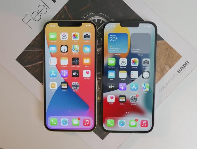 Cận cảnh 3 mẫu iPhone 13 vừa về Việt Nam - Ảnh 5.
