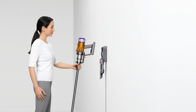 Đánh giá nhanh máy hút bụi không dây Dyson V12 Detect Slim: Nhẹ, hiệu suất đáng kinh ngạc, đắt xắt ra miếng - Ảnh 10.