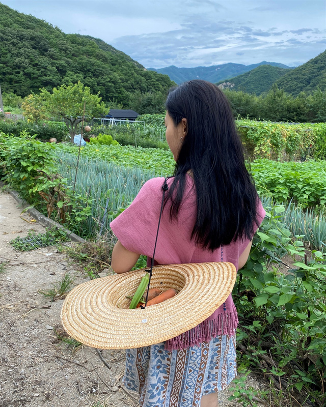 """Những người trẻ Hàn Quốc lựa chọn lối sống 5 hôm ở thành phố, 2 ngày ở nông thôn"""" để giảm bớt áp lực, cân bằng cuộc sống - Ảnh 3."""
