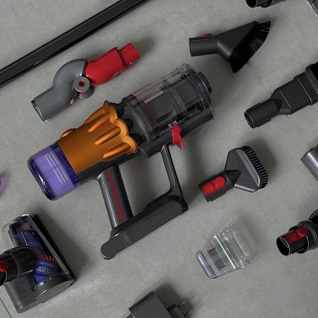 Đánh giá nhanh máy hút bụi không dây Dyson V12 Detect Slim: Nhẹ, hiệu suất đáng kinh ngạc, đắt xắt ra miếng - Ảnh 3.