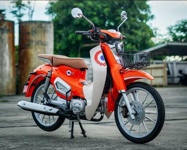 Honda Cub của người Thái về đại lý, đặt dấu chấm hết cho hàng loạt xe số giá rẻ - Ảnh 2.