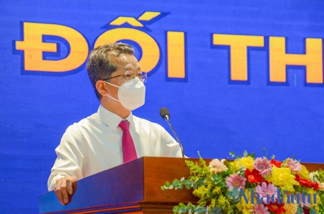 Doanh nghiệp FDI đề nghị Đà Nẵng tháo gỡ việc lưu thông, nhập cảnh, phủ xanh vaccine - Ảnh 2.