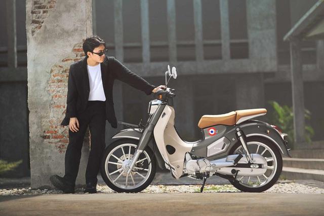 Honda Cub của người Thái về đại lý, đặt dấu chấm hết cho hàng loạt xe số giá rẻ - Ảnh 4.