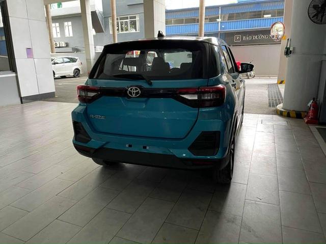 Toyota Raize đầu tiên về Việt Nam: Đại lý nhận cọc 20 triệu đồng, giá dự kiến 500 triệu đồng, đối thủ đi trước một bước của Kia Sonet - Ảnh 5.