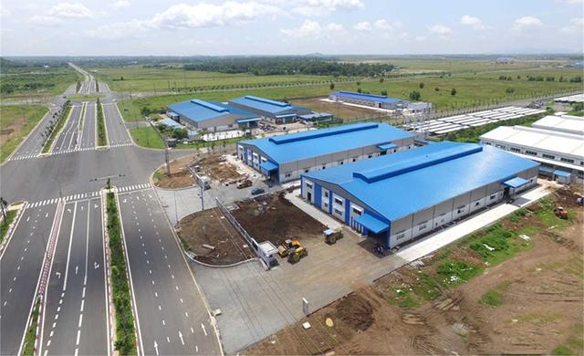 Gần 1 tỷ USD đầu tư vào khu công nghiệp Bà Rịa - Vũng Tàu - Ảnh 2.