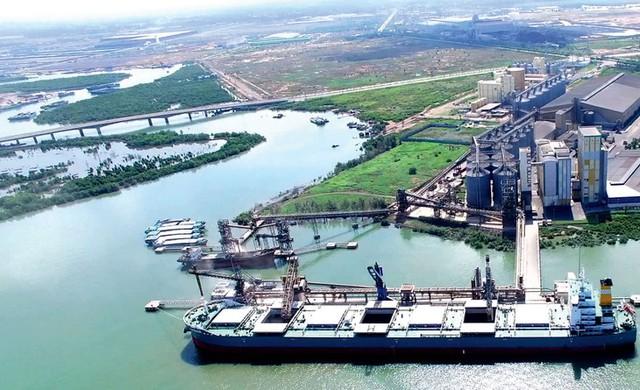 Gần 1 tỷ USD đầu tư vào khu công nghiệp Bà Rịa - Vũng Tàu - Ảnh 1.
