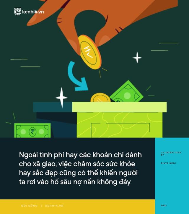 Vì sao người trẻ hiện đại càng kiếm tiền càng nghèo? - Ảnh 3.