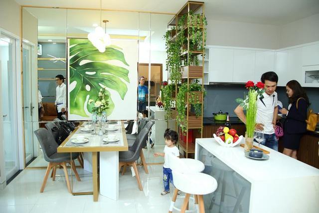 Người trẻ nên mua căn hộ hiện hữu vào ở ngay hay góp vốn vào căn hộ hình thành tương lai? - Ảnh 1.