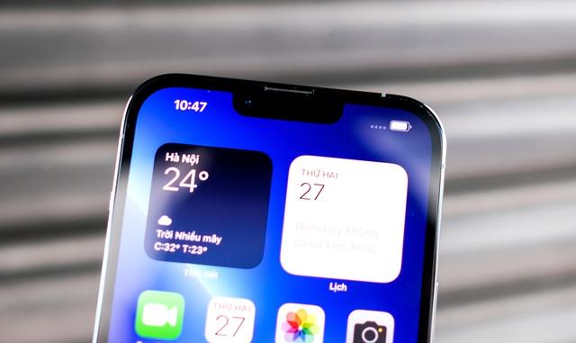 Đánh giá nhanh iPhone 13 Pro Max: Bình cũ nhưng liệu rượu có mới? - Ảnh 9.
