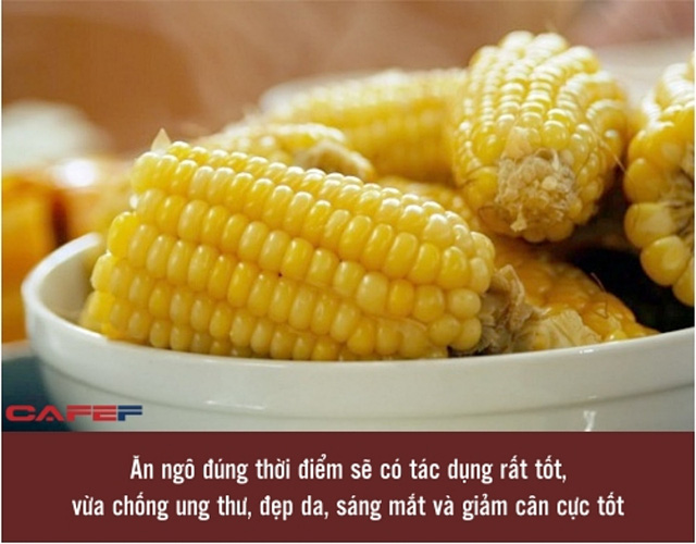 Ngô là thực phẩm chống ung thư cực tốt, nhưng với 5 nhóm người này, bác sĩ lại khuyên nên ăn ít lại tránh nguy hiểm - Ảnh 1.