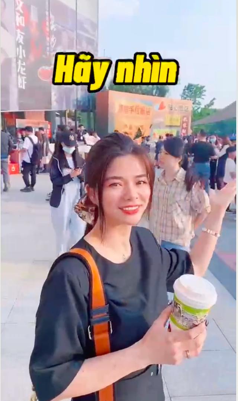 Cô gái người Việt gây sốc khi tiết lộ tình hình dịch ở Trung Quốc, xem clip mà dân mạng không tin vào mắt mình - Ảnh 2.