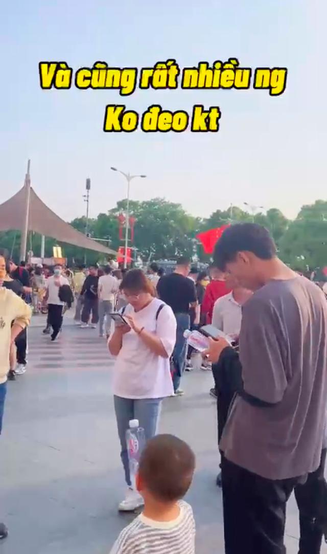 Cô gái người Việt gây sốc khi tiết lộ tình hình dịch ở Trung Quốc, xem clip mà dân mạng không tin vào mắt mình - Ảnh 3.