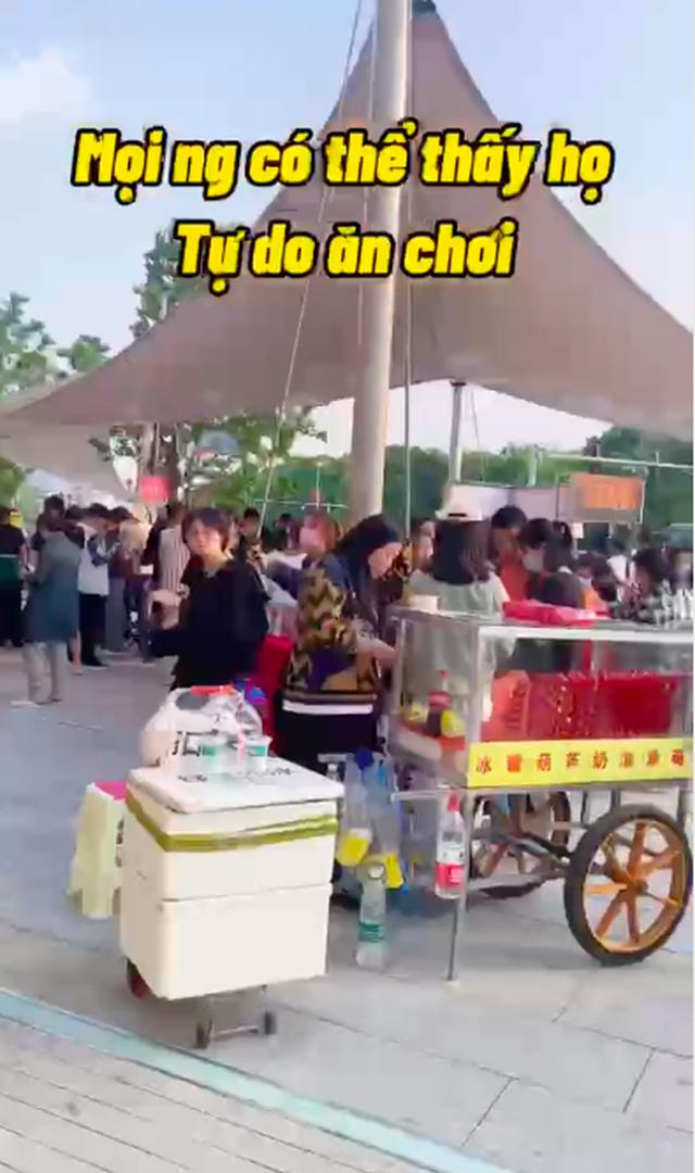Cô gái người Việt gây sốc khi tiết lộ tình hình dịch ở Trung Quốc, xem clip mà dân mạng không tin vào mắt mình - Ảnh 4.