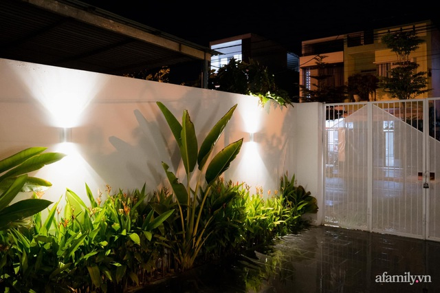 Căn nhà phố màu trắng gọn xinh ấm cúng của cặp vợ chồng trẻ Đà Nẵng có chi phí hoàn thiện 1,4 tỷ đồng - Ảnh 23.