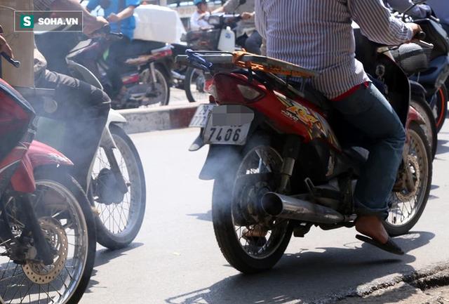 Cục CSGT: Việc bắt buộc kiểm tra khí thải hàng chục triệu xe máy là để bảo vệ người dân, không nhằm mục đích xử phạt - Ảnh 4.