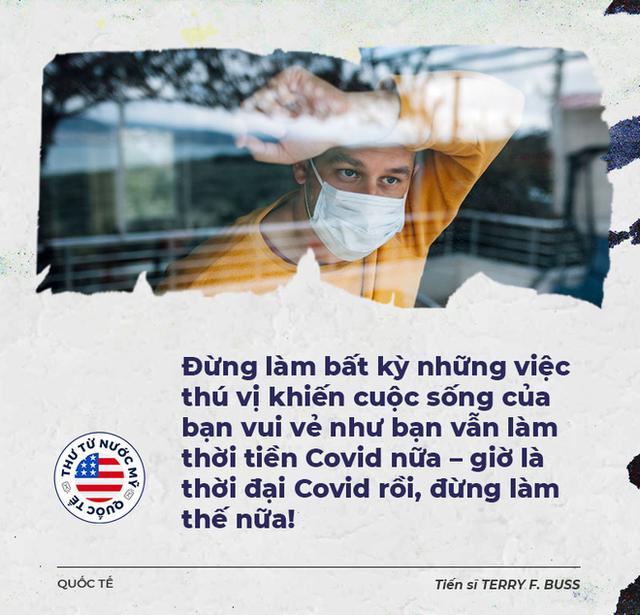 Thư từ nước Mỹ: Một đại dịch thầm lặng ập đến cùng COVID và nỗi tuyệt vọng khi gặp bác sĩ - Ảnh 6.