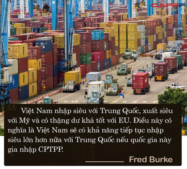 Founder hãng luật Baker McKenzie Vietnam: Đằng sau câu chuyện Trung Quốc xin gia nhập CPTPP và thách thức của Việt Nam trước 'gorilla nặng nghìn pound' - Ảnh 9.