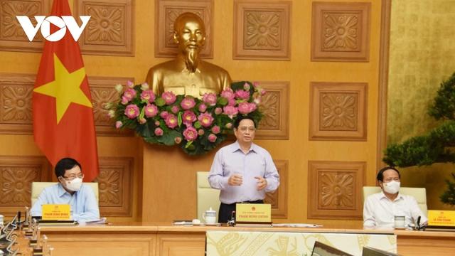 Thủ tướng yêu cầu thúc đẩy giải ngân, sử dụng hiệu quả vốn đầu tư công  - Ảnh 1.
