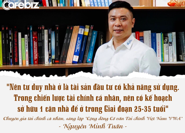 Chuyên gia tài chính cá nhân Nguyễn Minh Tuấn: Nhiều người không hiểu gì về tự do tài chính nhưng đã muốn nghỉ hưu sớm! - Ảnh 4.