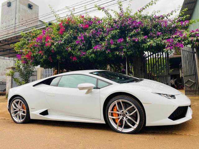 Xôn xao vụ 9X phố núi tậu Lamborghini: Phấn đấu năm sau mua thêm siêu xe Ferrari - Ảnh 4.