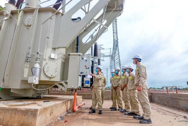 Nhà máy Điện gió Kosy Bạc Liêu: Hoàn thành lắp đặt turbine, sẵn sàng cho ngày phát điện - Ảnh 4.