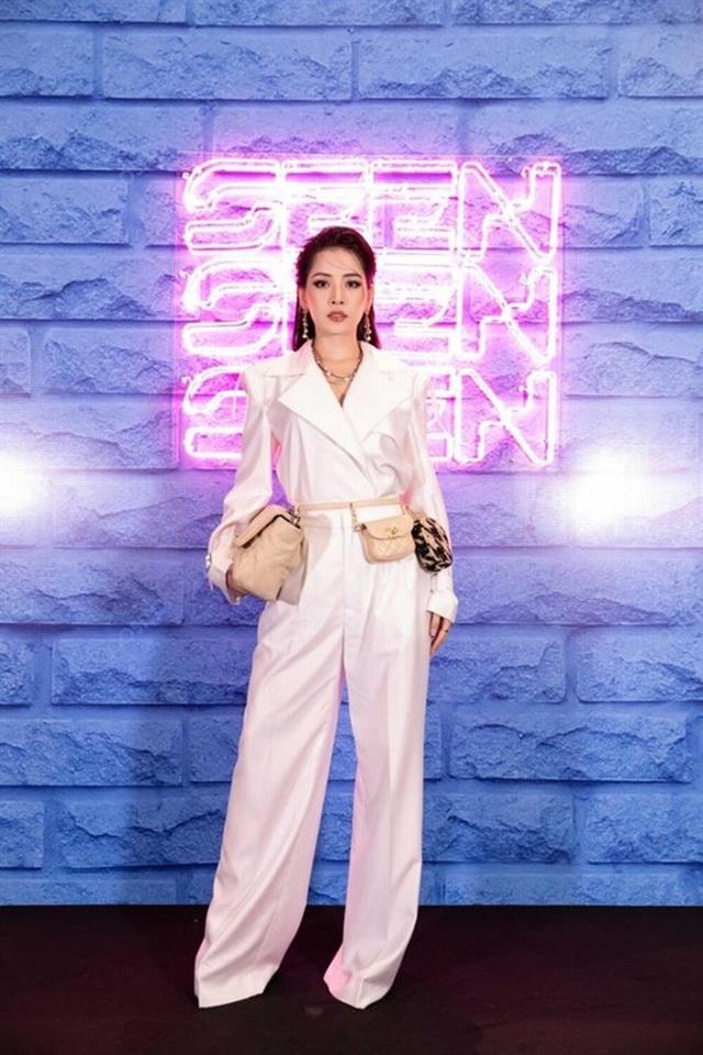 Chi Pu 28 tuổi: Ở villa bạc tỷ có view trung tâm thành phố, mạnh tay chi 10 tỷ đồng cho 1 bộ trang sức, đồ hiệu dát đầy người - Ảnh 7.