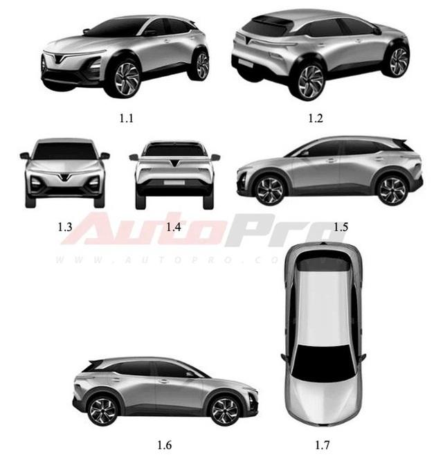 Lộ diện ô tô VinFast hoàn toàn mới: Đẹp như xe sang, nhà thiết kế của GM chắp bút, có thể là VF e34P - Ảnh 2.