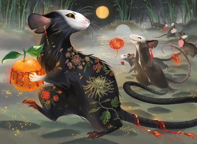 Tử vi tổng quan tháng 10 của 12 con giáp: Mùi cẩn thận thất thoát tiền của, Tý cẩn thận tiểu nhân, những con giáp này cần cẩn trọng khi đầu tư - Ảnh 1.