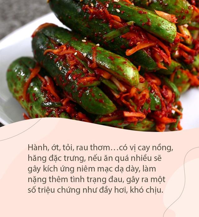 5 loại rau củ được đưa vào danh sách đen của người bị đau dạ dày, cố ăn chỉ khiến bệnh nặng thêm  - Ảnh 3.