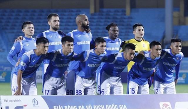 Doanh nghiệp quản lý đội bóng Than Quảng Ninh chính thức tạm dừng kinh doanh - Ảnh 1.