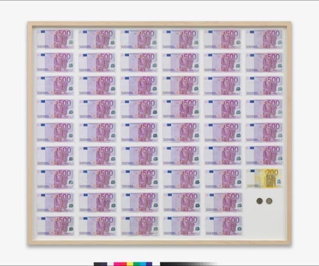 Nhận 84.000 USD, họa sĩ giao tác phẩm là 2 tấm vải trắng với tựa đề Ôm tiền chạy mất: Lý do đưa ra khiến ai cũng bất ngờ! - Ảnh 3.
