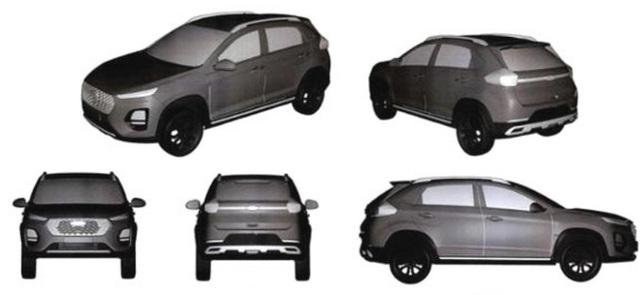 Cận cảnh mẫu ô tô Trung Quốc giá 168 triệu đồng, được đăng ký tại Việt Nam - Ảnh 1.