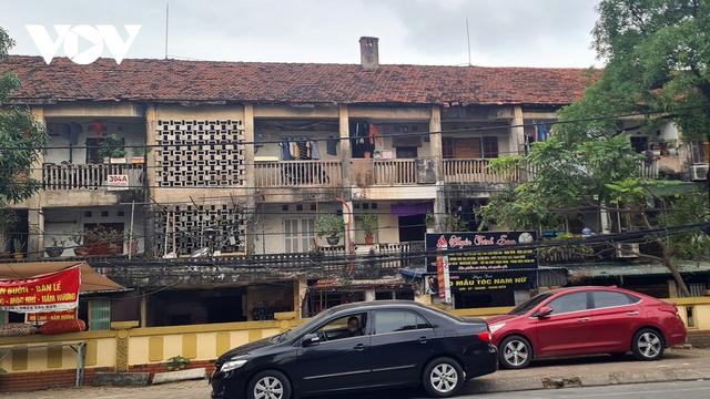 10 khu chung cư cũ của Hà Nội được ưu tiên cải tạo, xây dựng mới - Ảnh 1.