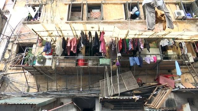 10 khu chung cư cũ của Hà Nội được ưu tiên cải tạo, xây dựng mới - Ảnh 2.