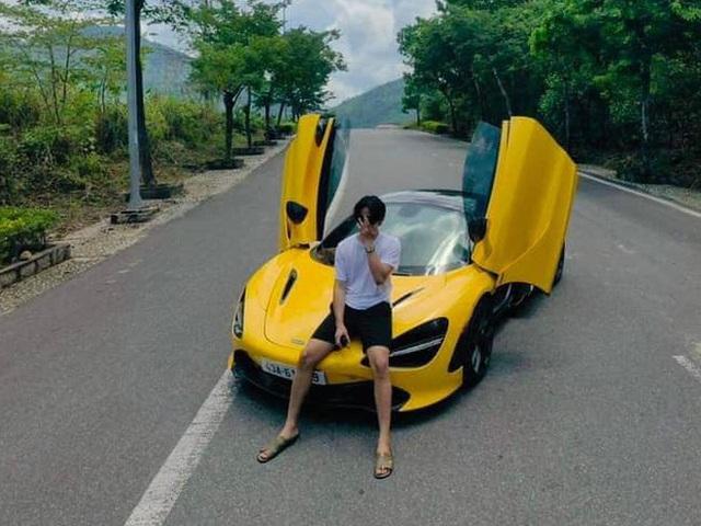 Thú chơi siêu xe của những thiếu gia Gen Z tại Việt Nam: Có người thay xe như thay áo, Lamborghini cũng chỉ để đi chợ  - Ảnh 1.